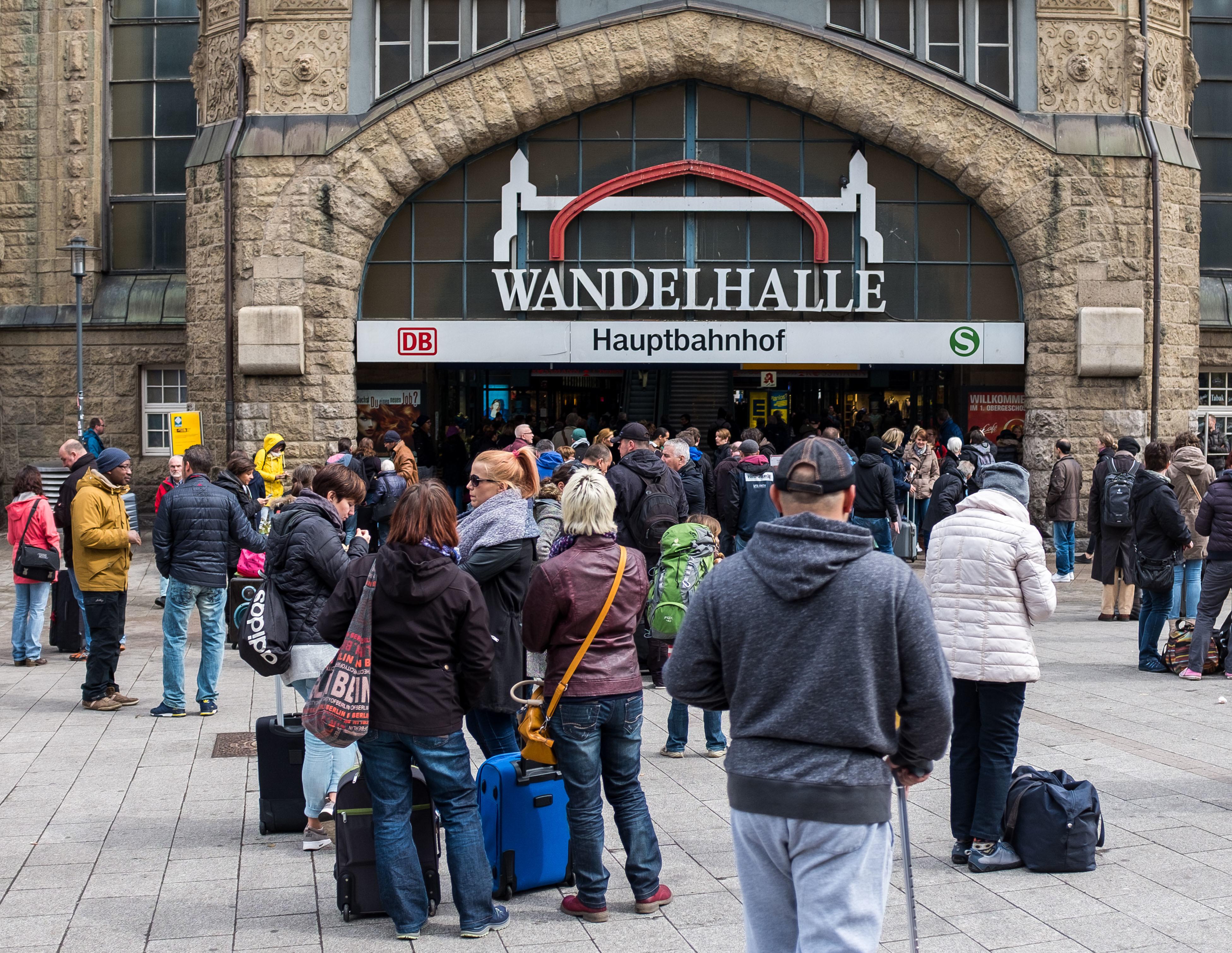 Zug Und Ordnung Speersort 1 Zeit Online