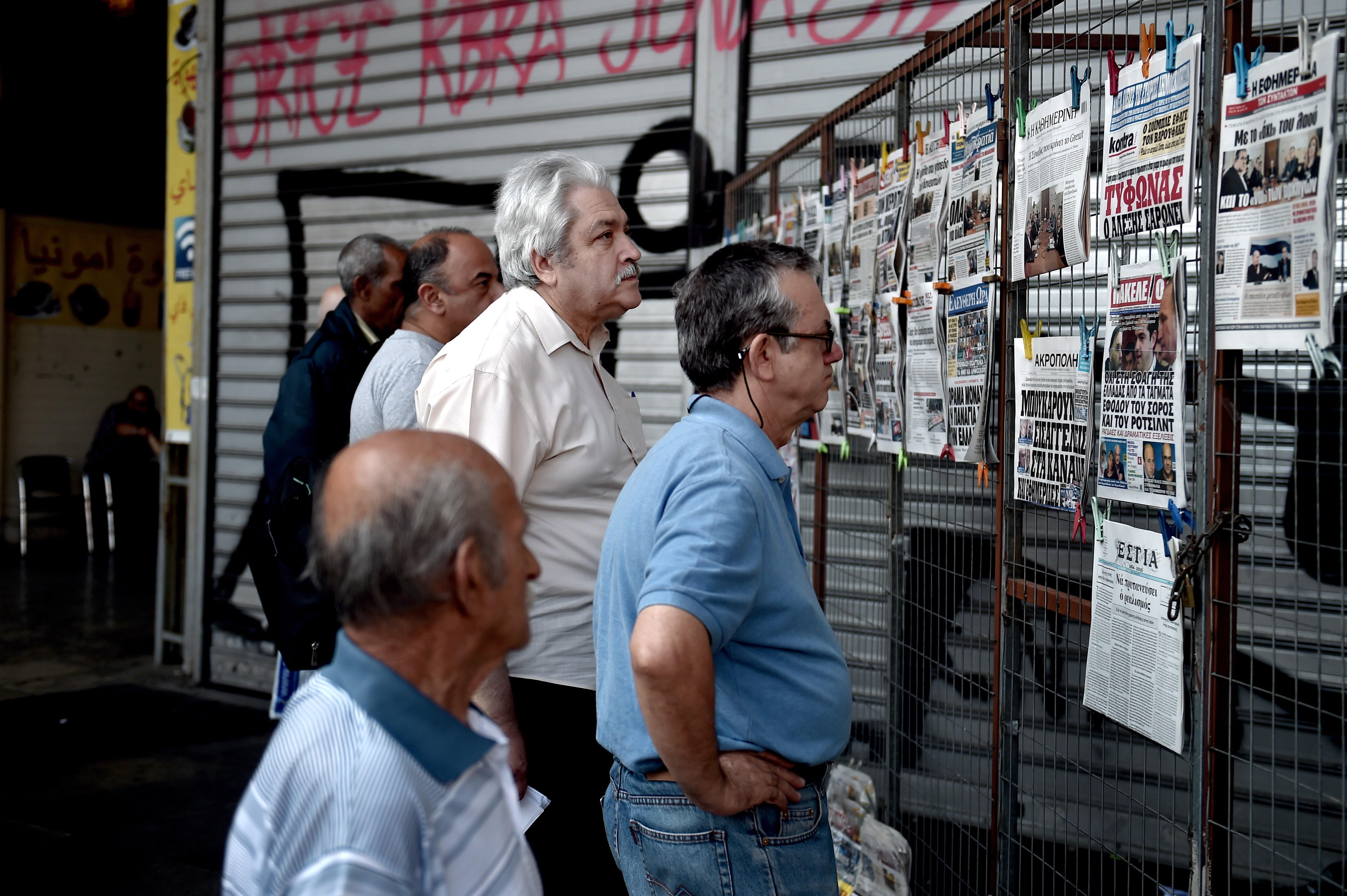 herdentrieb die griechische rentenluege