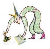 Illustration: Antje von Stemm
