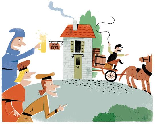 Illustration: Gert Albrecht