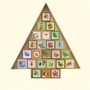 Countdown f r die adventszeit kinderzeit blog - Adventskranz fur kindergarten ...