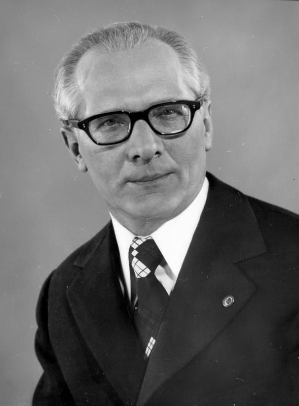 Kinder Honecker