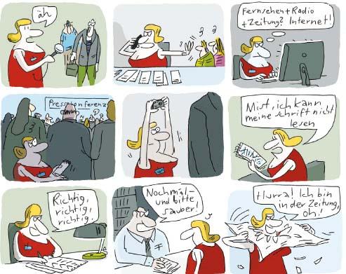 Illustration beck www schneeschnee de