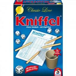 Kniffel bringt Spaß - auch wenn viele Paschen oder Yatzi dazu sagen / © Schmidt Spiele