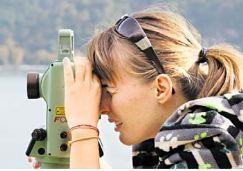 Forscherin Aylin bei ihrer Arbeit auf dem Bosporus/ Luisa Stelling