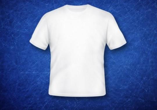 Ein schlichtes weißes T-Shirt, millionenfach hergestellt/ © Freepik.com