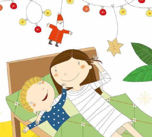 gecko vor lesegeschichte warum ist der weihnachtsbaum. Black Bedroom Furniture Sets. Home Design Ideas