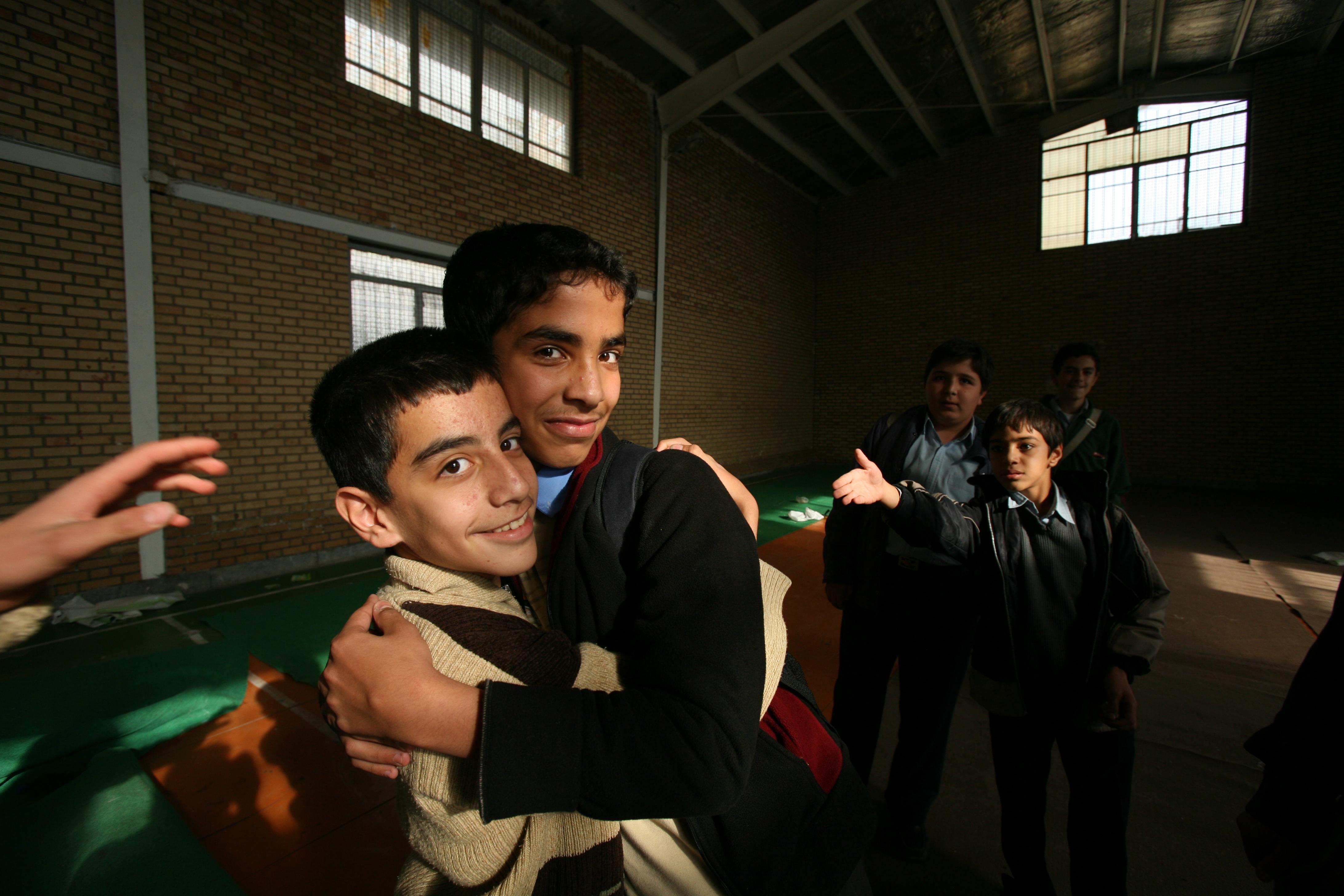 Freunde in Teheran