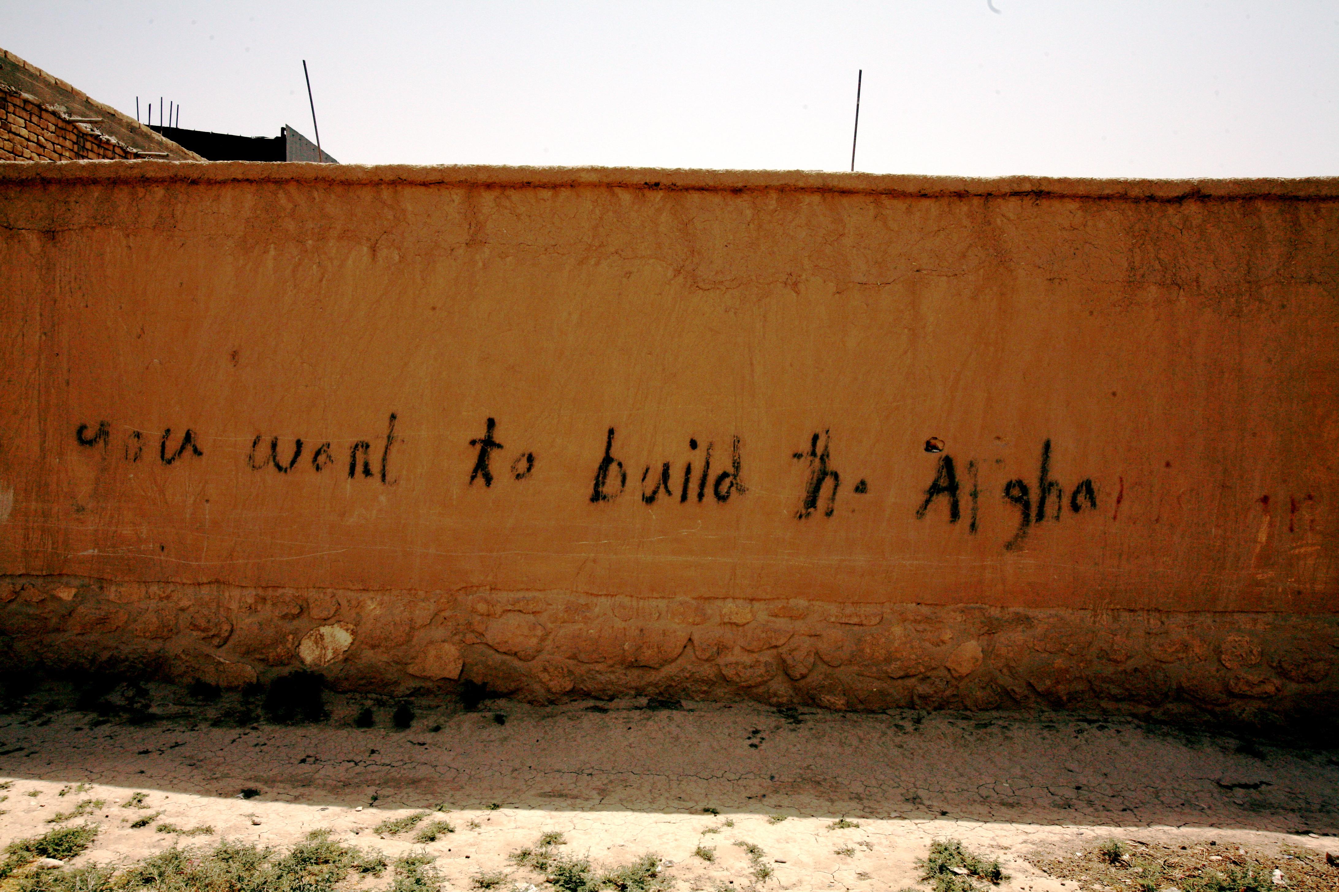 Build Afghanistan