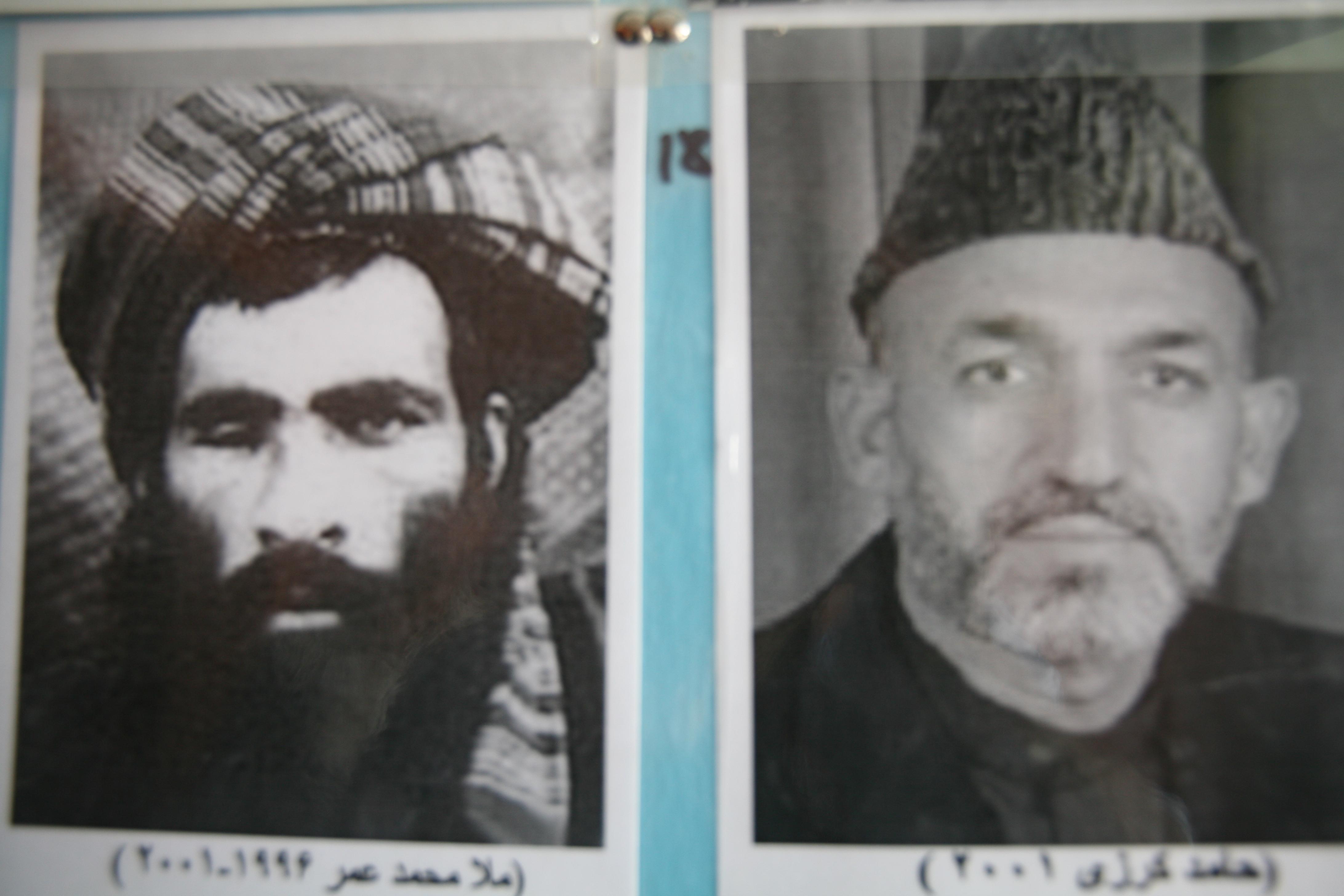 Omar:Karzai