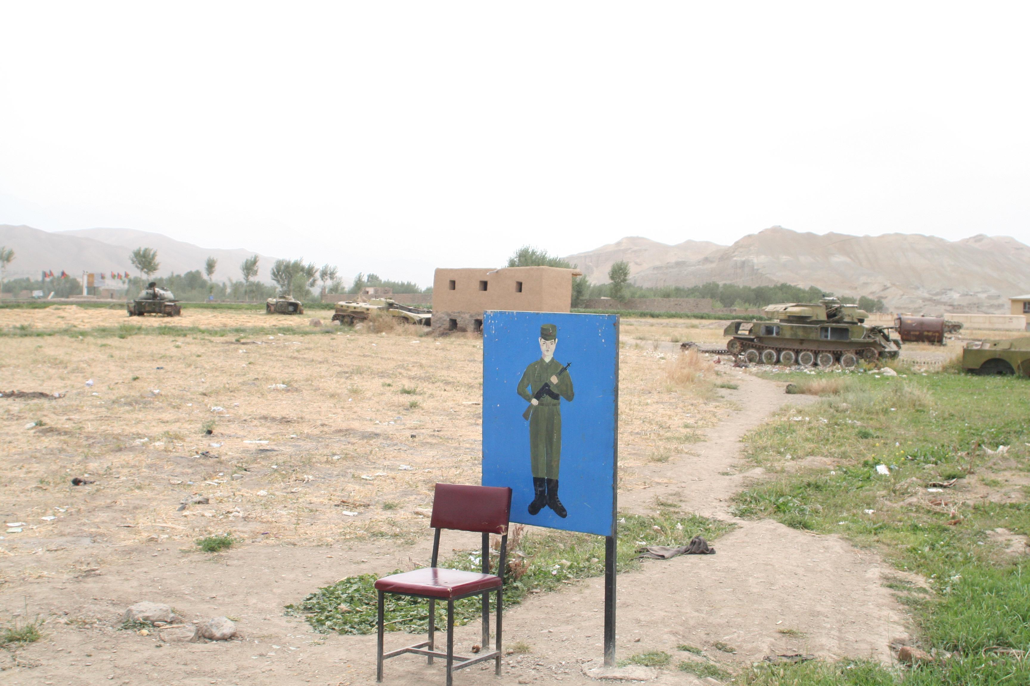 Soldat, Afghanistan