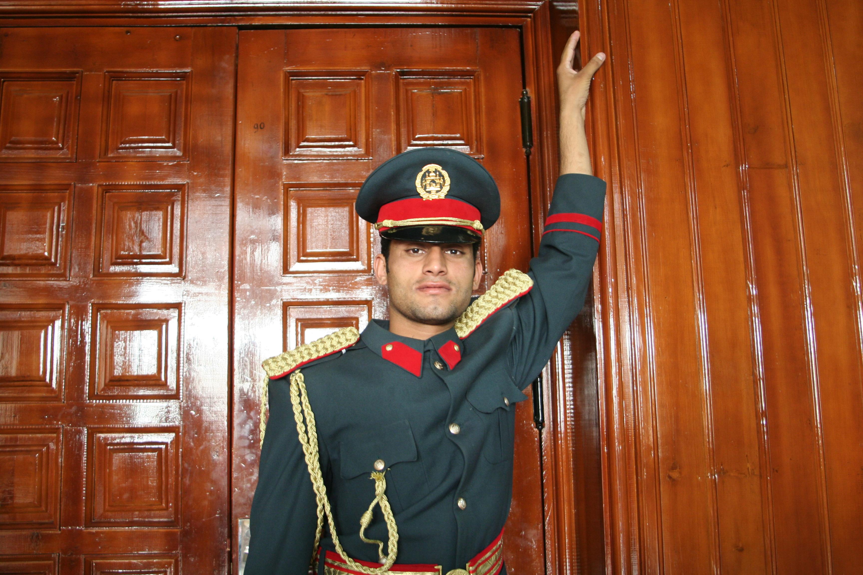 Parlamentswache