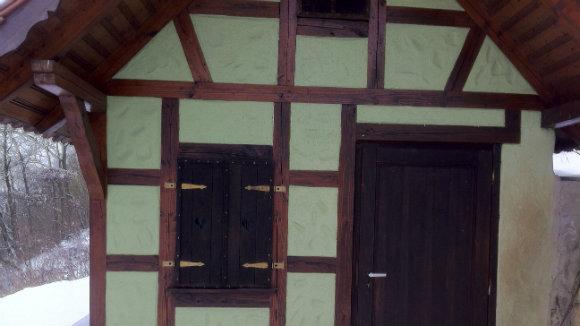 Ausheckhütte Front (1 von 1)