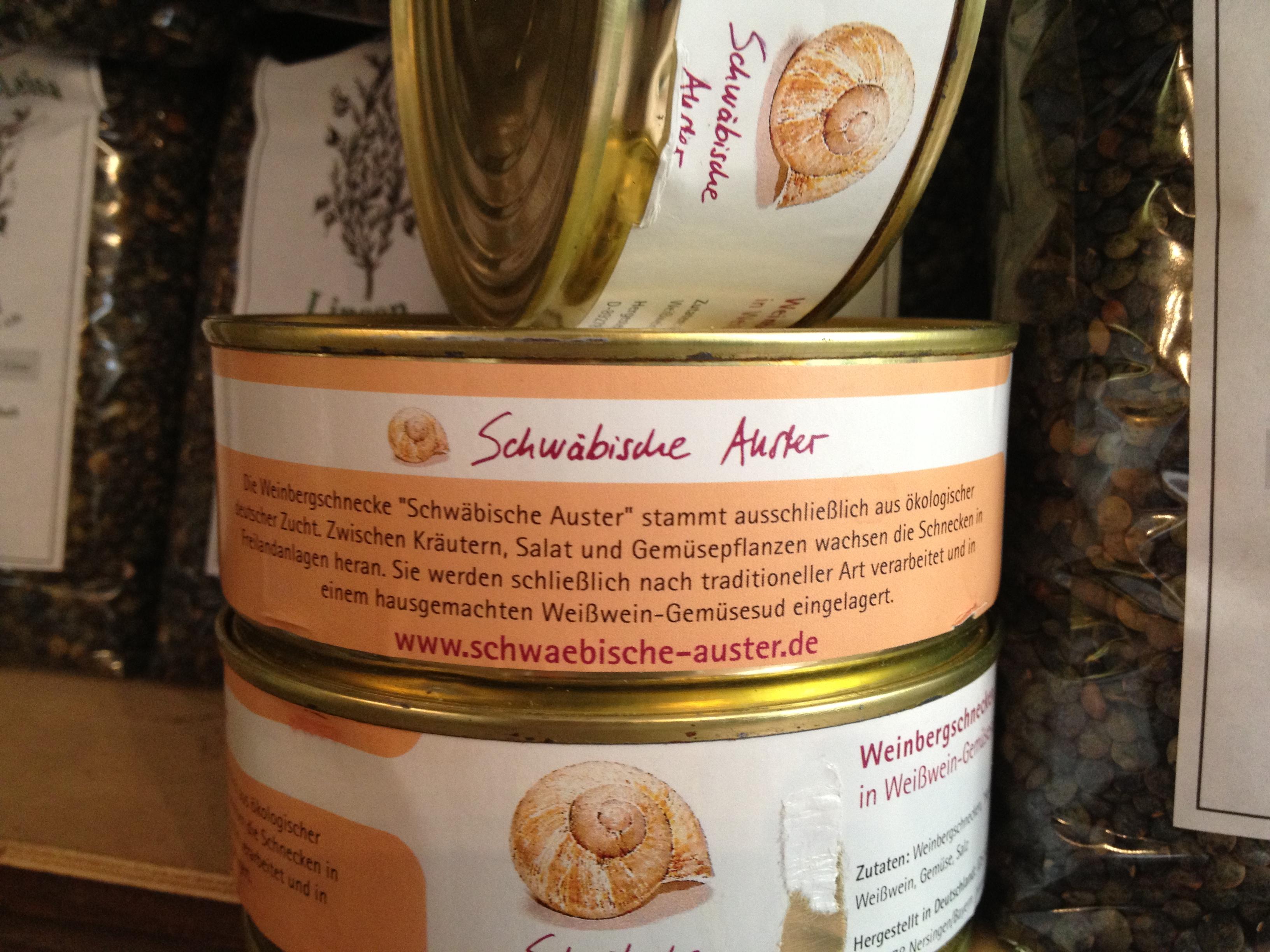 Schwäbische Austern im Weißwein-Gemüsesud