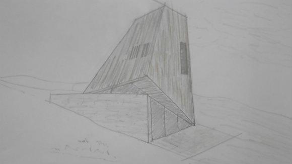 Idee Ausheck-Hütte (1 von 1)
