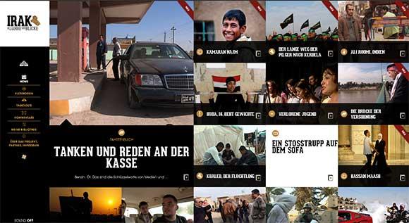 Klicken Sie auf das Bild, um zur Webdoku zu gelangen. (© Screenshot)