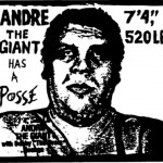 """André the Giant has a Posse"" von Shepard Fairey"