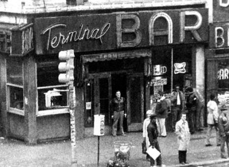 Die Terminal Bar von Außen (© Screenshot)