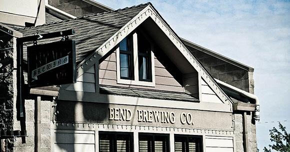 Eine Brauerei in Bend, Oregon (© Eike Kühl)