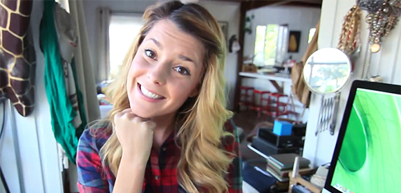 Grace Helbig (Screenshot)