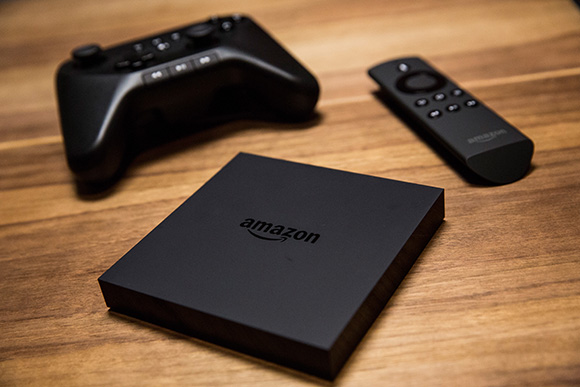 Fire TV (© Andrew Burton/Getty Images)