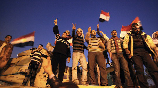 Ägypten feiert die größte Party seit Jahrzehnten
