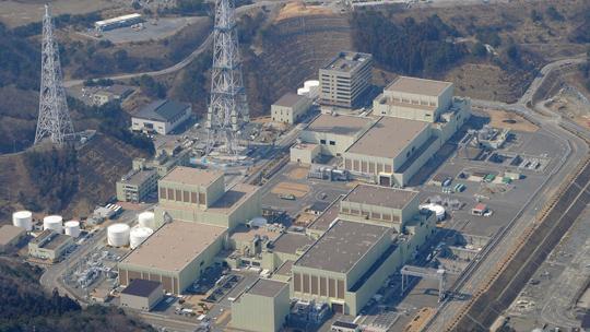 Luftaufnahme Onagawa, Fotocredit: REUTERS/Kyodo