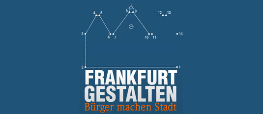 Frankfurt gestalten hyperlokal