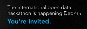 hackday website opendata international 2010