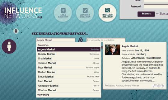 screenshot influence network