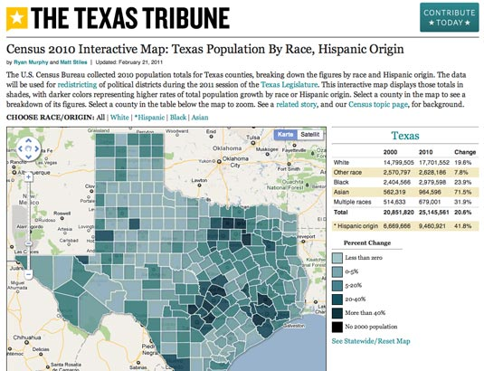 screenshot texas tribunde