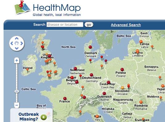 krankheiten weltweit monitoring