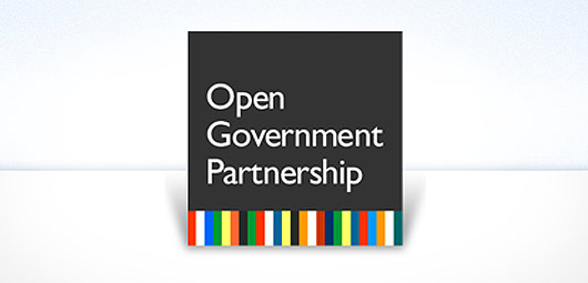 logo open government partnership