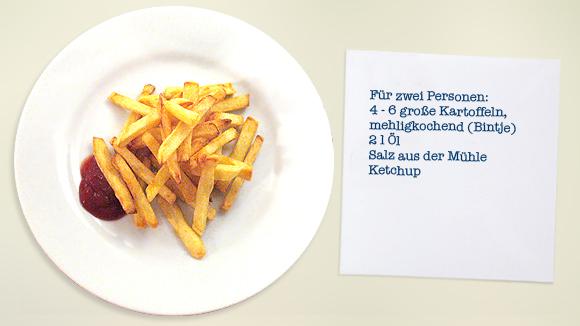 Pommes_Rezept