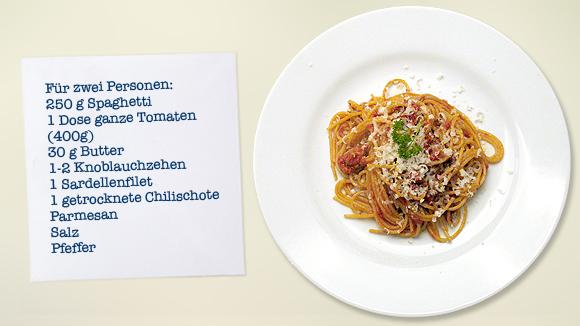 Spaghetti_Tomatensoße_Rezept