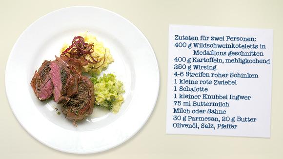 Wildschwein-Rezept