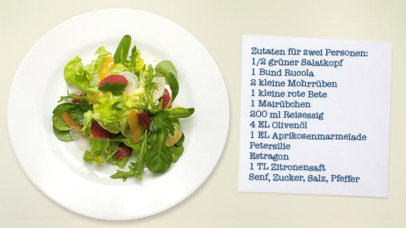 Fruehlingssalat-Rezept