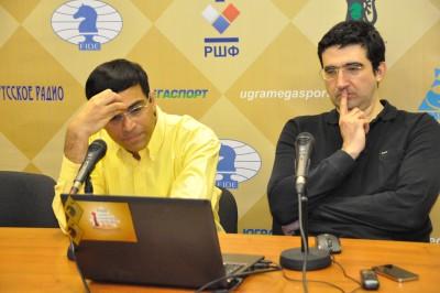 Kramnik Anand Presse