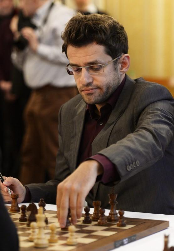 Das ewige Talent: Levon Aronian