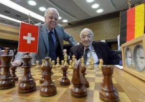 Schachlegenden spielen in Leipzig