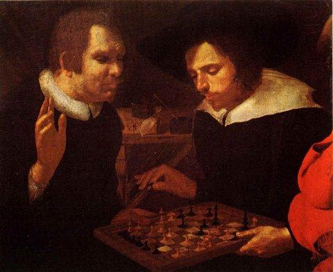karel van mander schachspieler
