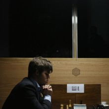 Magnus Carlsen –– Oli Scarff/Getty Images News