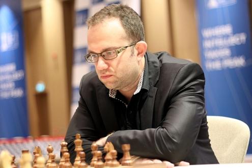 Pavel Eljanov Unglückrabe