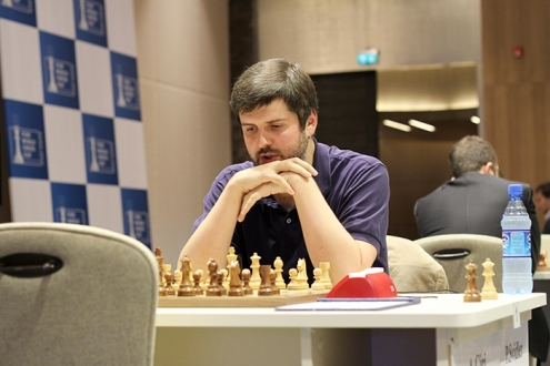 Peter Svidler Worldcup finalist