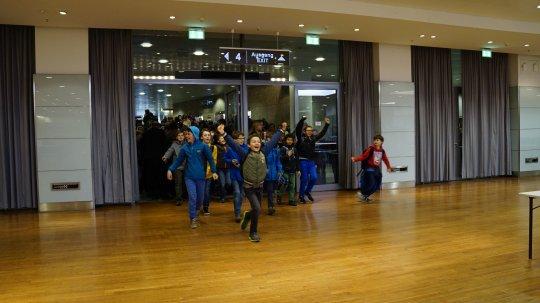 Hamburg: Das lauteste Schachturnier