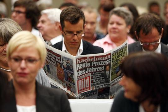 Der Einfluss der Medien auf die heutige Sozialisation der