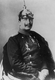 Kaiser Wilhelm II. im Jahr 1902 © Hulton Archive/Getty Images