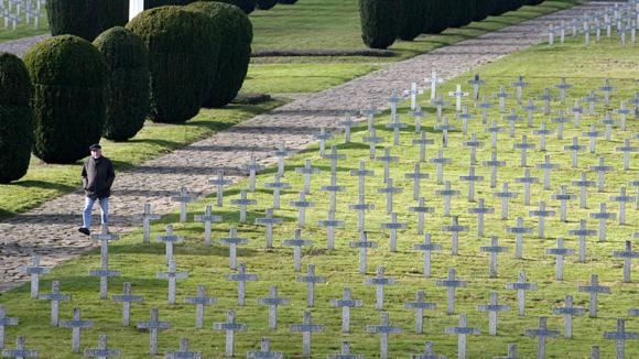 Erster Weltkrieg, Bilanz: 17 Millionen Tote