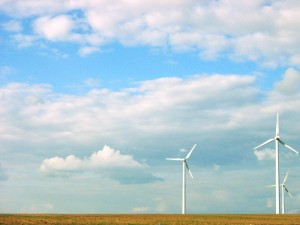 Windkraft ist eine von vielen Ressourcen, die wir zur Energiegewinnung nutzen können. Und sie ist klimafreundlich.