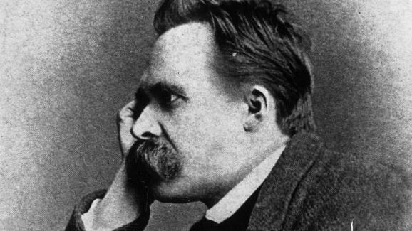 Friedrich Nietzsche Skepsis Sprache